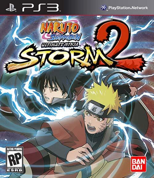 Naruto Shippunden: Ultimate Ninja Storm 2